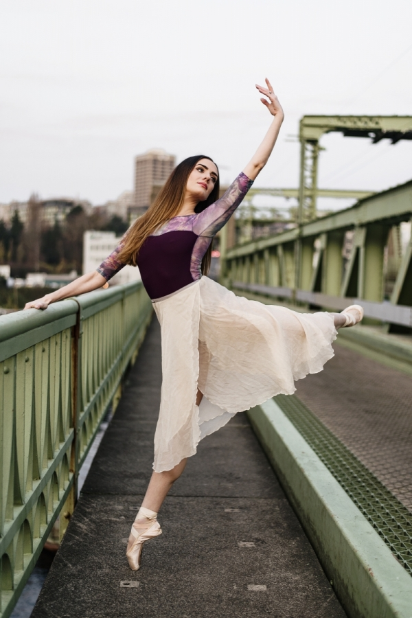 Dance portraits