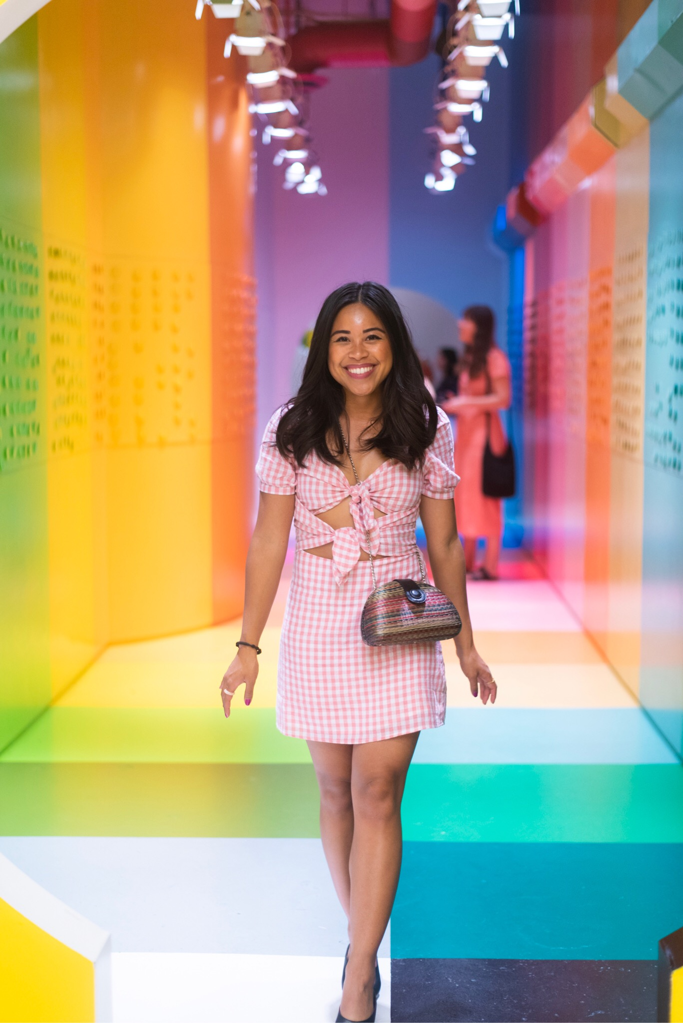Most Instagrammable Spots in SoHo - the color factory nyc