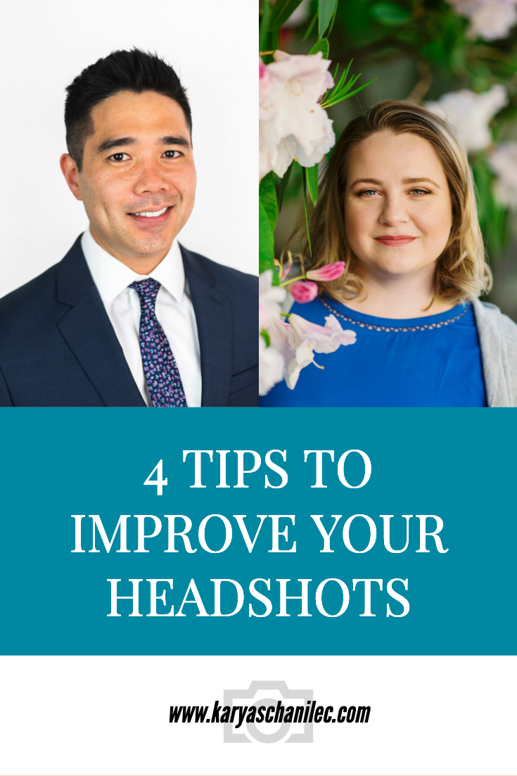 Take great headshots tips