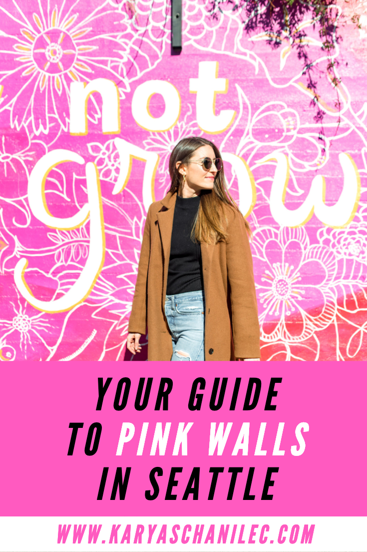 Your Guide to Pink Walls in Seattle - Karya Schanilec Photography