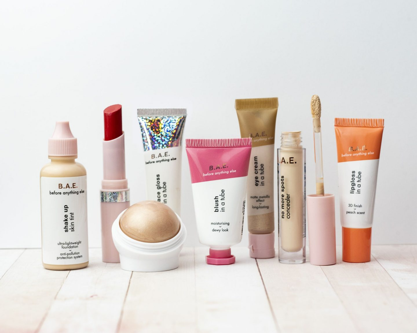 Glossier Dupes: Review of B.A.E. by HEMA