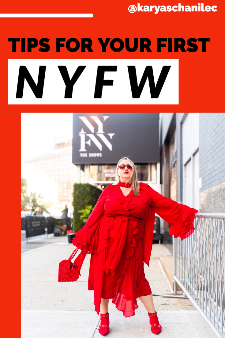Tips for NYFW