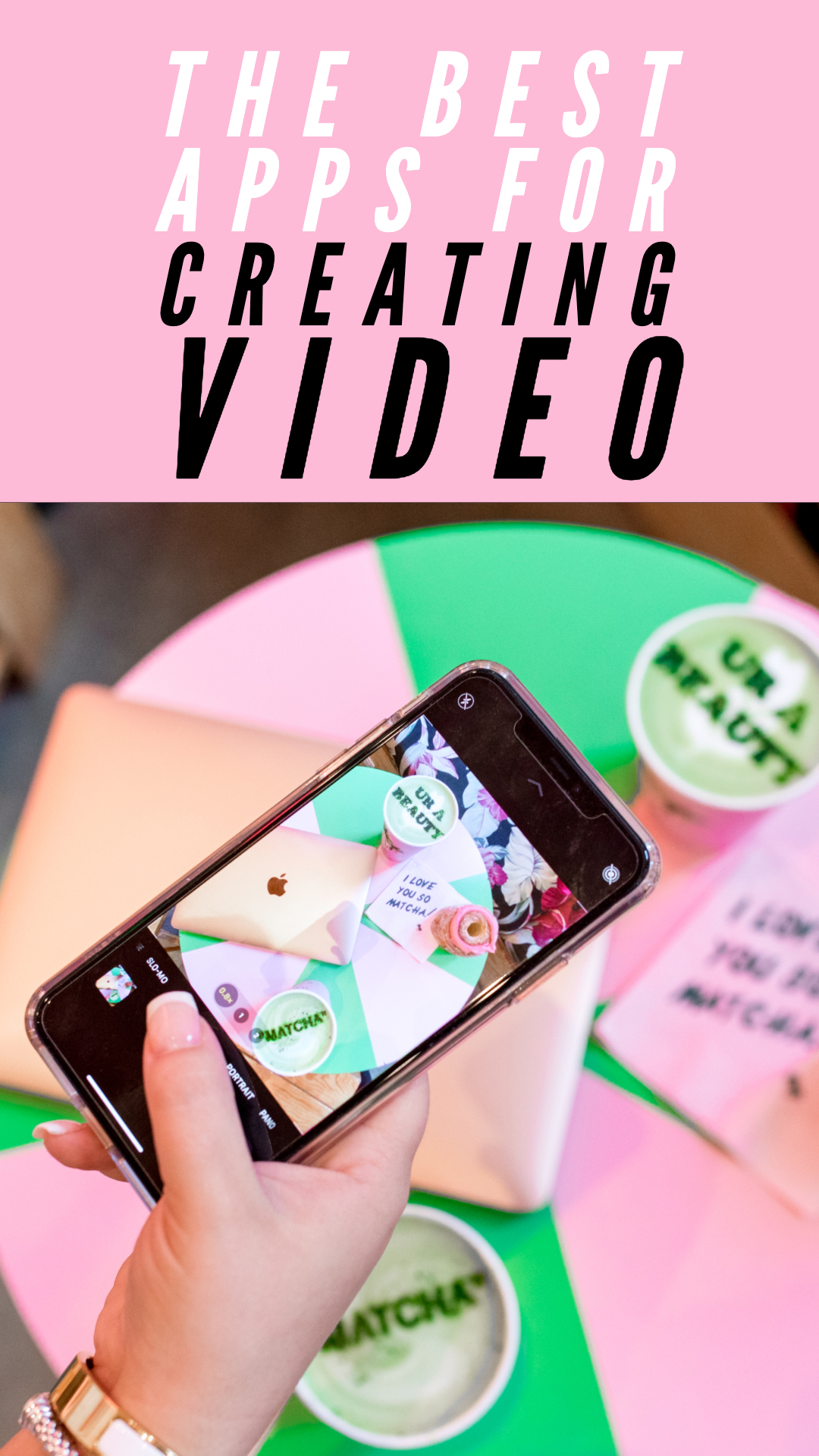 The best apps for creating video
