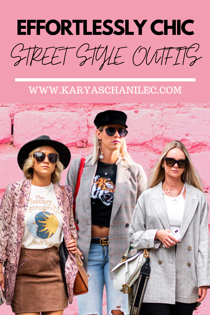 Effortlessly Chic Outfits