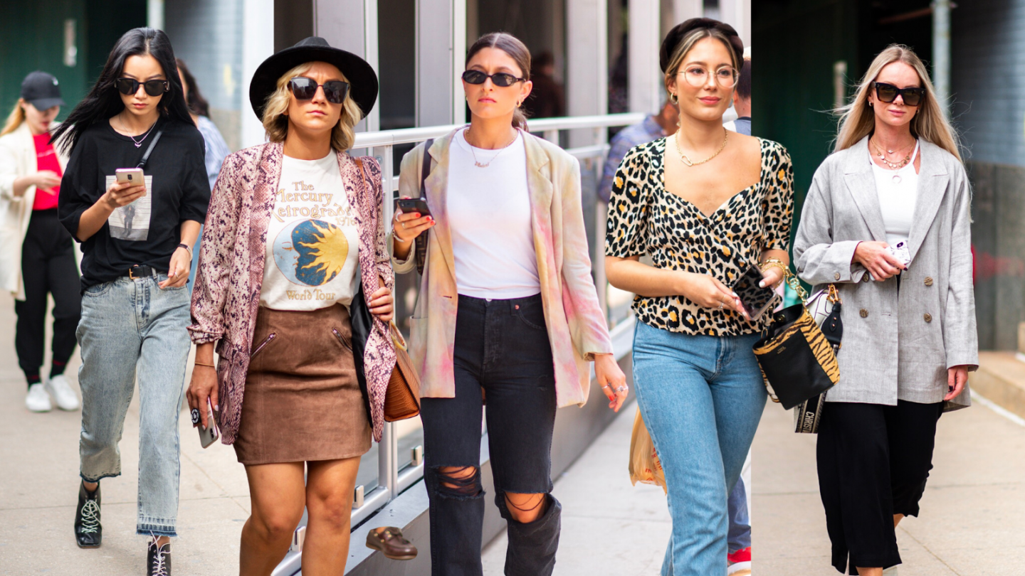 10+ Effortlessly Chic Outfits Inspired by Street Style