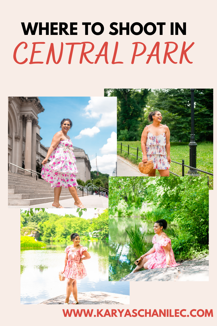 Where to Shoot in Central Park