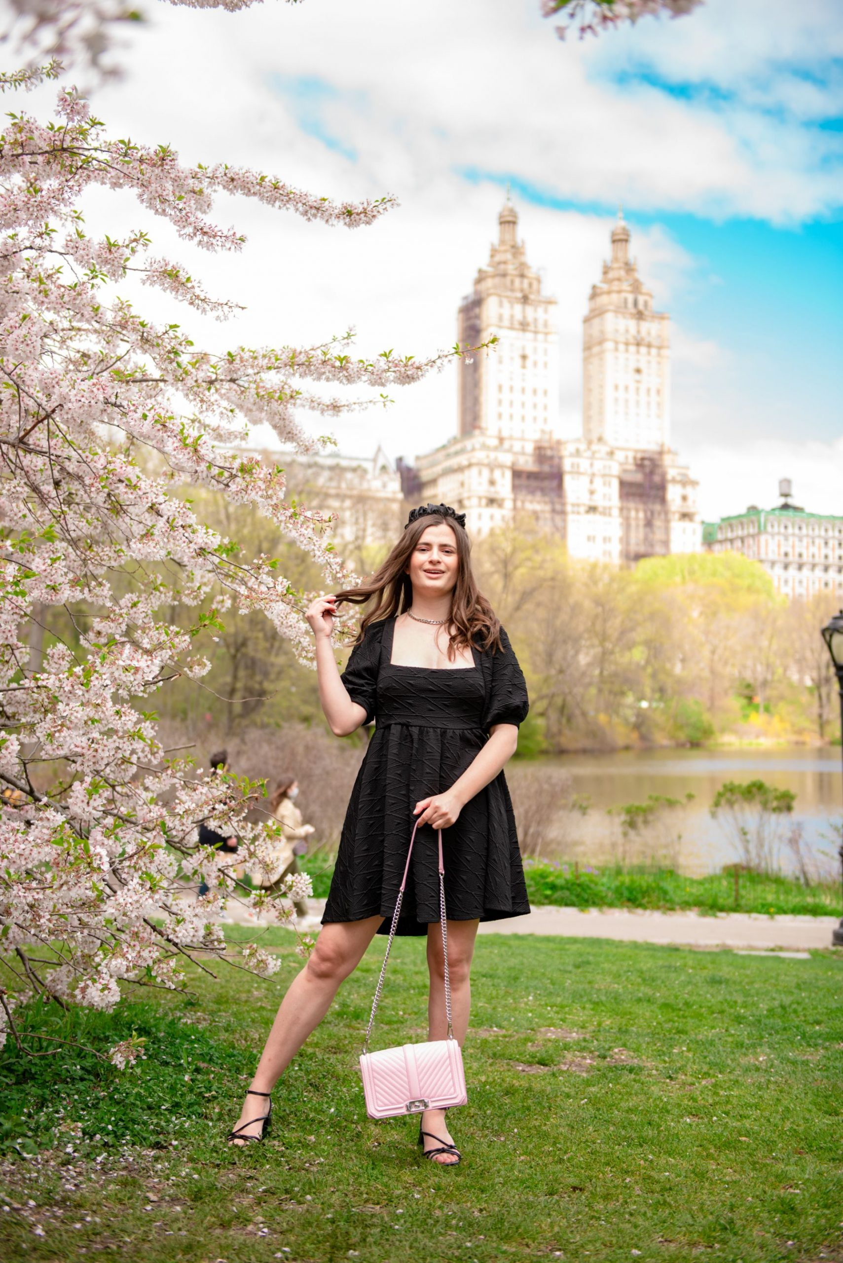 Cherry Hill Central Park Photoshoot Location