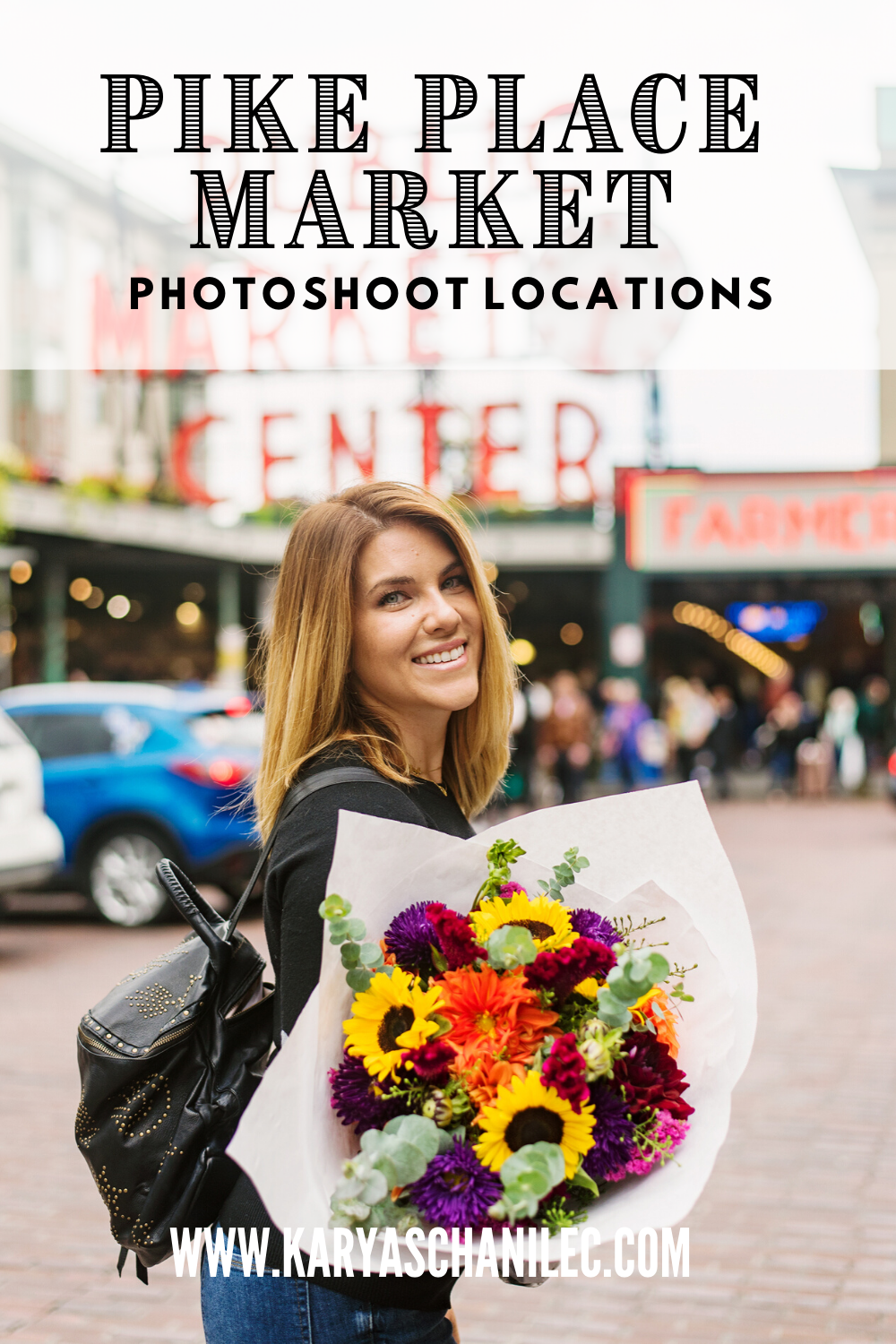 Pike Place Market Photoshoot