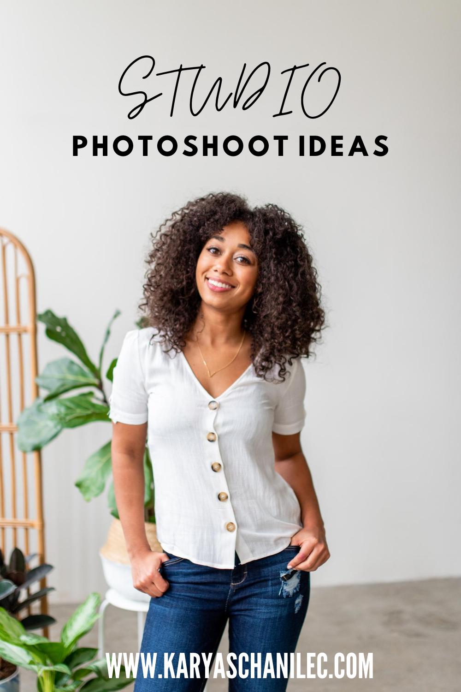 Fashion Studio Photoshoot Ideas