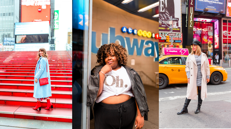 6 Times Square Photoshoot Ideas