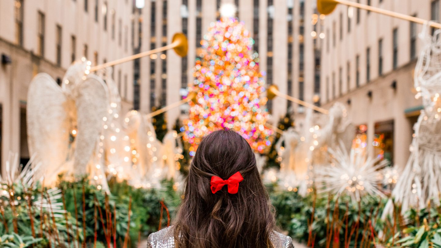 Christmas in NYC Photoshoot Locations