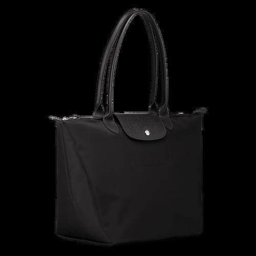 Longchamp Le Pliage Large Tote in Black