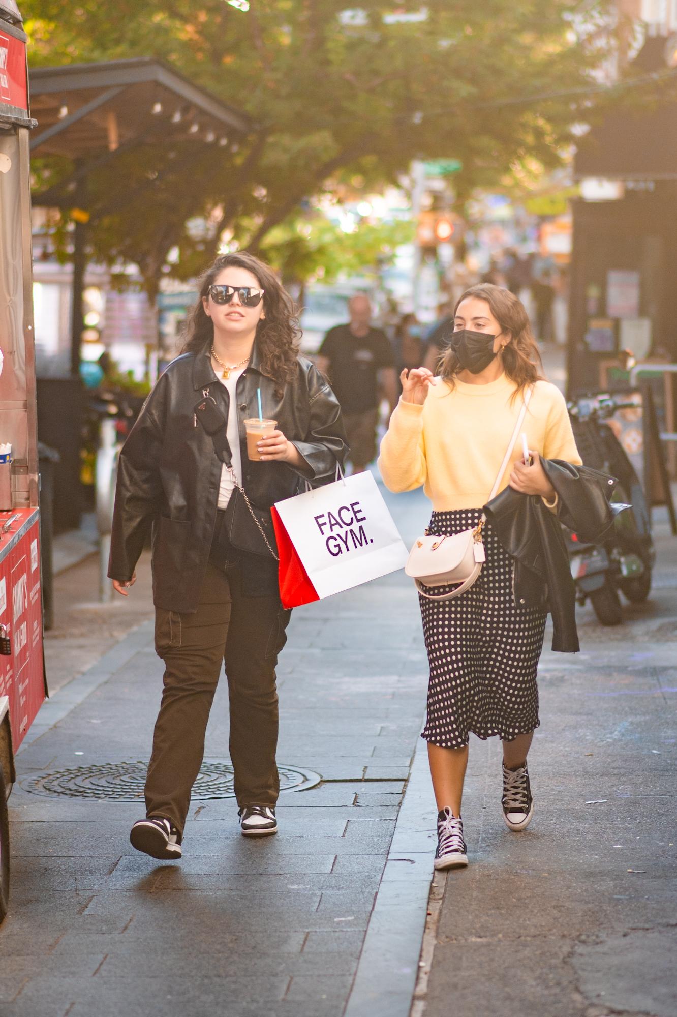 NYC street style fall outfit idea - Karya Schanilec NYC fashion photographer