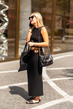 Pat Bo New York Fashion Week street fashion outfits - Karya Schanilec Photography NYC fashion photographer