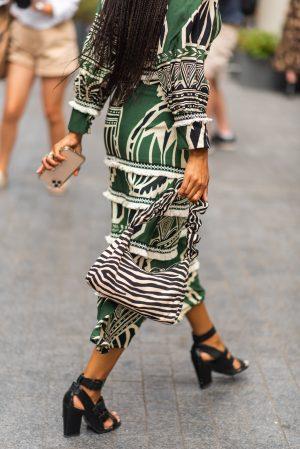Pat Bo NYFW runway show street style - Karya Schanilec Photography NYC fashion photographer