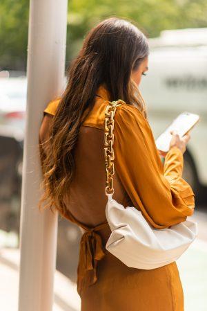 Duncan New York Fashion Week street fashion inspiration - Karya Schanilec Photography NYC fashion photographer