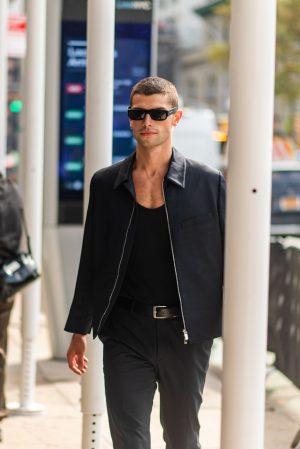 Men's street fashion at Duncan New York Fashion Week street fashion inspiration - Karya Schanilec Photography NYC fashion photographer