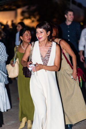 Alyssa Coscarelli at Proenza Schouler NYFW street style - Karya Schanilec Photography NYC fashion photographer