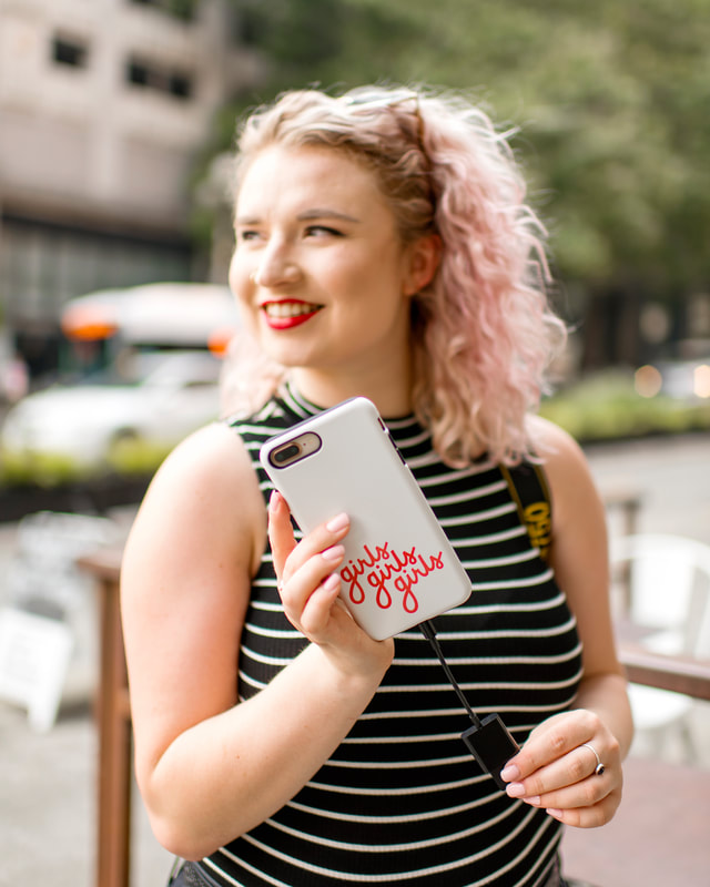 how to edit like a NYFW street photographer featuring CaseApp